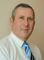 Guy Stratton, Funeral Director
